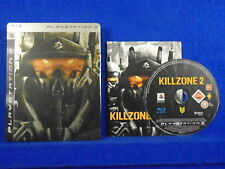 ps3 KILLZONE 2 *x Collectors Steelbook Edition Playstation PAL UK REGION FREE