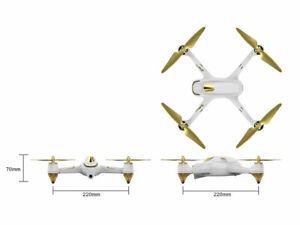 Hubsan 501S X4 FPV Quad w/GPS, 1080p, 1Key, Follow, Headless