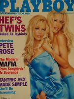 Playboy May 2000   Brooke Berry Ivonne Armant The Bentley Twins 1263#2258#2259