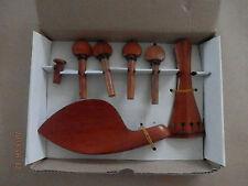 Best violin fittings 4/4 Pernambuco