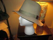 Very Stylish Vintage Fedora Hat ~ Country Gentlemen  ~ Size 7-1/2 ~ Nice