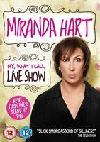 Miranda Hart - My, What I Call, Live Show [DVD] [2014][Region 2]