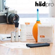 Equipos de limpieza y kits para cámaras de vídeo y fotográficas
