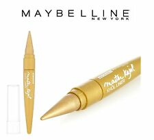 MAYBELLINE MASTER KAJAL EYELINER / EYESHADOW STICK  COLOUR : ORIENTAL GOLD