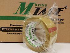 36 Rolls Beige Carton Sealing Packing 2.0 Mil Shipping Box M-Tape 2