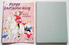 Astrid Lindgren PIPPI LONGSTOCKING  UK ed in dj