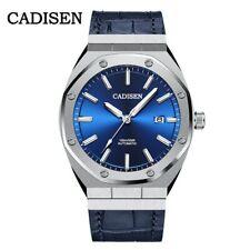 CADISEN 2020 Luxury AP Mechanical watch Stainless Steel Watch 100M Waterproof