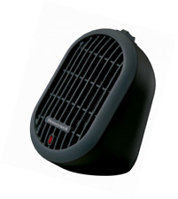 Honeywell HeatBud Ceramic Heater Black For Desk and Personal Spaces