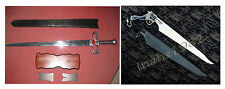ThunderCats Light Function Sword of Omens + Squall's FUNCTIONAL Gunblade Sword