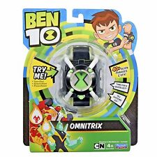 Ben 10 Omnitrix Role Play Watch Basic Each Character Unique Phrases and SFX New