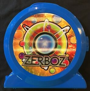 Zerboz Heroics Case Hold 18 Balls And 18 Figurines New