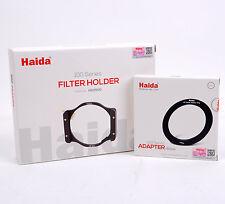 Haida 100mm Filter Holder + 77mm Adapter Ring for Haida Lee 100 Series, HD2500