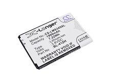 3.8v Batteria per LG h324 h326t h326tv bl-41zh Premium Cella UK NUOVO