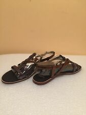 UGG Women's Brigid Sandals, Size 8,5, Multi Metallic