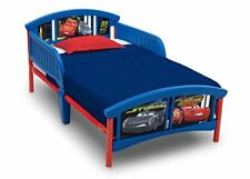 NEW Delta Children Plastic Toddler Bed Disney/Pixar Cars FREE SHIPPING