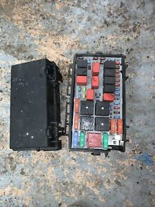 51737887 FIAT GRANDE PUNTO FUSE BOX UNDER BONNET JTD DIESEL