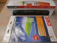 Swingline GBC Thermal Laminator Fusion 1000L 9 Inch with laminating pouches
