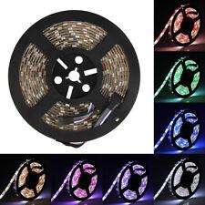 RGBW 5050 300Led RGB+ Cool White Waterproof 16.4ft 5M Strip Light Flexible Tape