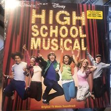 Disney High School Musical Rare Black Vinyl Record