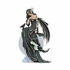 More details for nene thomas dark skies dark moon fairy and raven companion figurine 28cm nemesis