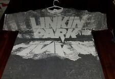 *VERY RARE* LINKIN PARK TOUR XL T-SHIRT HYBRID THEORY FULL DESIGN R.I.P CHESTER