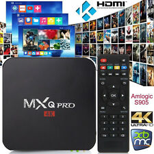 SMART TV BOX AMLOGIC S905 64 BIT ANDROID QUAD CORE UHD 4K HDMI KODI XBMC DLNA