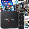 SMART TV BOX AMLOGIC S905 64 BIT ANDROID QUAD CORE UHD 4K HDMI KODI XBMC DLNA