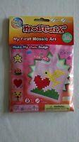 MOSTAIX - Make My Own Badge (Mosaic art kit)