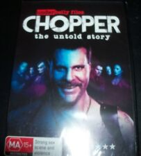 Chopper (Underbelly Files Mark Chopper Read Story) (Australia Region 4) DVD NEW
