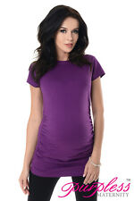 Purpless 100%25 Cotton Maternity And Pregnancy T-shirt Size 8 10 12 14 16 18 5025