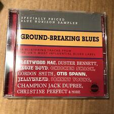 Various Artists - Ground-Breaking Blue Horizon Sampler CD Album