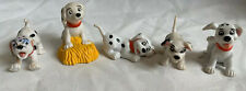101 dalmatians Disney figures puppy dogs