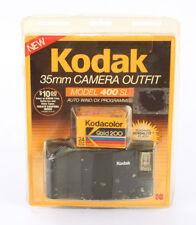 KODAK S MODEL 400SL OUTFIT IN BROKEN, BATTERED BLISTER PACK, AS-IS/cks/207904