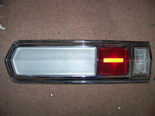 1966 PLYMOUTH SPORT FURY FURY III FINISH PANEL TAILLIGHT REVERSE LIGHT ASSY OEM