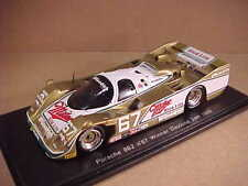 Spark 1/43 #43DA89 Resin Porsche 962, Winner 1989 Daytona 24hr. Miller High Life
