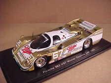 Spark 1/43 Resin Porsche 962, Winner 1989 Daytona 24hr. Miller High Life #43DA89