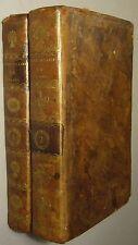 LES COMMENTAIRES DE CÉSAR, VAUDRECOURT, Franz. Ausg. 1787 EA, 2 Vol. LEDER, RAR!