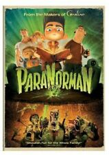 Paranorman REGION1 DVD
