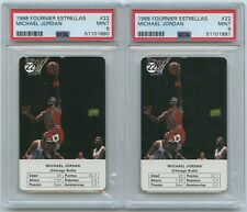 1988 Fournier Estrellas #22 MICHAEL JORDAN   PSA 9 MINT  ... Chicago Bulls / HOF