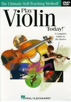 Play Violin Today [New DVD]