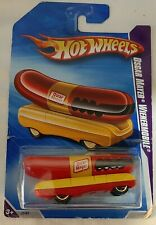 Hot Wheels Oscar Mayer Wienermobile Henry Ford Museum Exclusive 2009 1:64 Scale