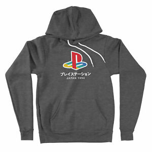 Hoodie Sweatshirt Playstation Games Gamer Costume Sweater Printed Classic Gaming