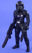 STAR WARS LOOSE POTF VERY RARE TIE FIGHTER PILOT MINT CONDITION. C-10+