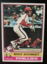 1976 Topps #480 Mike Schmidt Philadelphia Phillies HOF