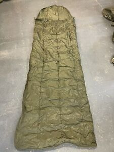 Genuine British Army Warm Weather Jungle Sleeping Bag & Compression Sack Unused