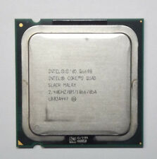 Intel Core 2 Quad Q6600  SLACR 2.40GHz CPU Processor LGA775