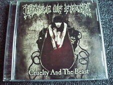 Cradle of Filth-Cruelty and the Beast CD-Made in UK