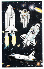 MRS GROSSMANS SPACE SHUTTLE STICKER SHEET BN