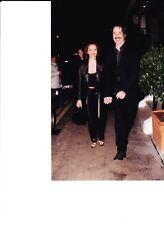 DAVID SEAMAN & WIFE 1999 @ SAN LORENZO PRESS PHOTO
