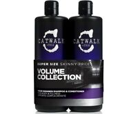 Tigi Catwalk Your Highness Twin Pack - 750ml Shampoo With 750ml Conditioner